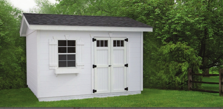Kwik-Kit DIY Shed